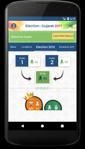 gujarat election date 2017