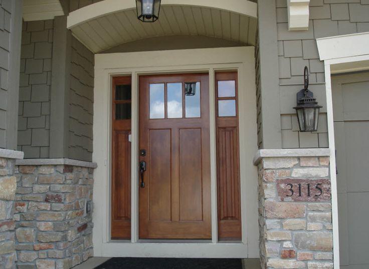 best 25 brown front doors ideas on pinterest fall front door decorations door wreaths and fall door wreaths