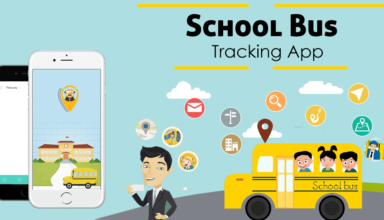 School-Bus-Tracking-App