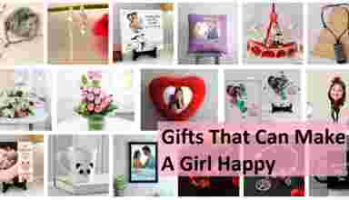 Gifts That Can Make A Girl Happy