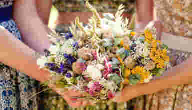 Perfect Flowers for Your Wedding